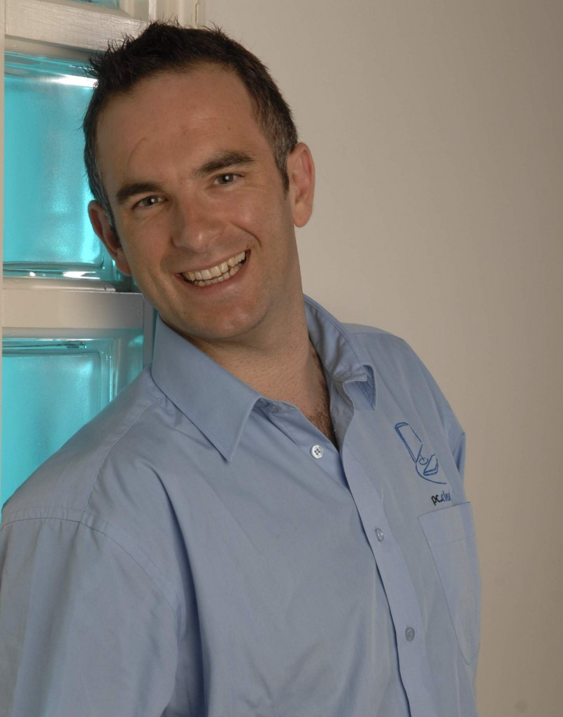 Niall Mulrine - PC Clean Blogger, writer, technician, social media instructor www.pcclean.ie