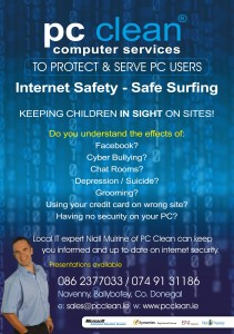 http://www.pcclean.ie INTERNET SAFETY FOR PARENTS